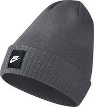 6b7d4cb020a čepice Nike U Beanie Futura šedá 54-58