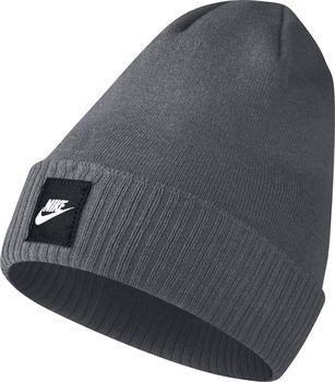 Nike U Beanie Futura šedá 54-58. Šedá zimní čepice ... 0c8e2dced8