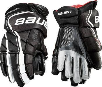 Bauer Vapor 1X Lite Jr rukavice černé bílé 2018 19 12