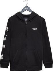 38f926b4232 pánská mikina VANS Boneyard Zip Hood černá