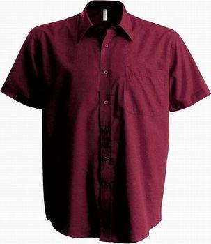 Pánská košile krátký rukáv ACE - barva… 1a752e07cb