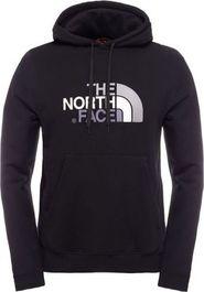 pánská mikina The North Face Drew Peak Pull Hoodie černá 427c23b9449