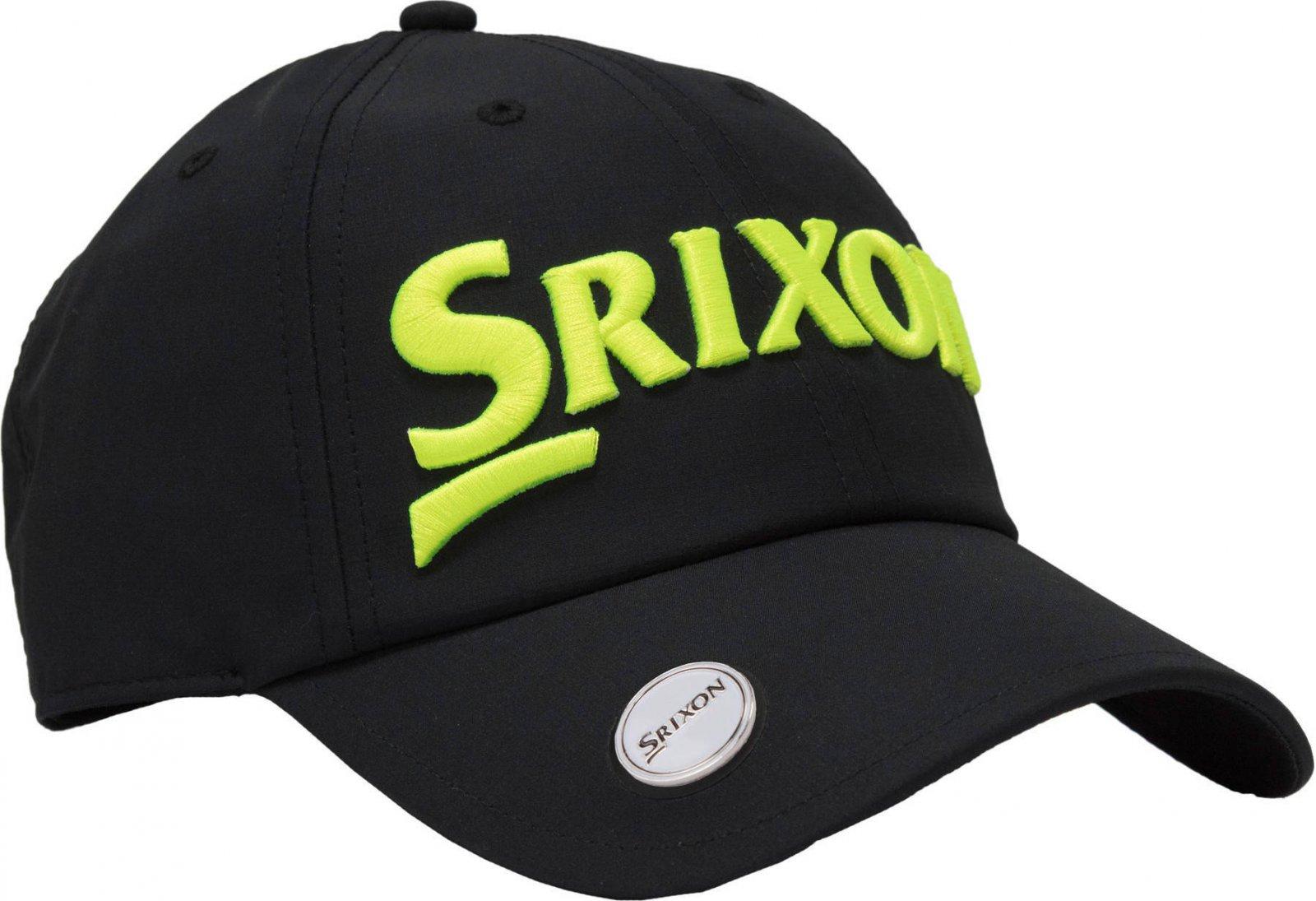Srixon Cap Ball Marker černá žlutá uni od 325 Kč • Zboží.cz 8800016485