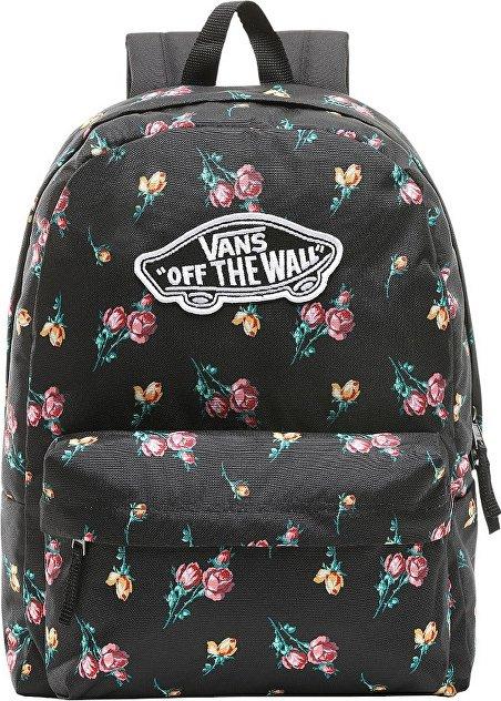 Vans Realm Backpack Satin Floral VN0A3UI6UV31 od 890 Kč • Zboží.cz c6c47c2997