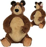 ee13b31f7 plyšová hračka Simba Máša a medvěd plyšový medvěd 25 cm