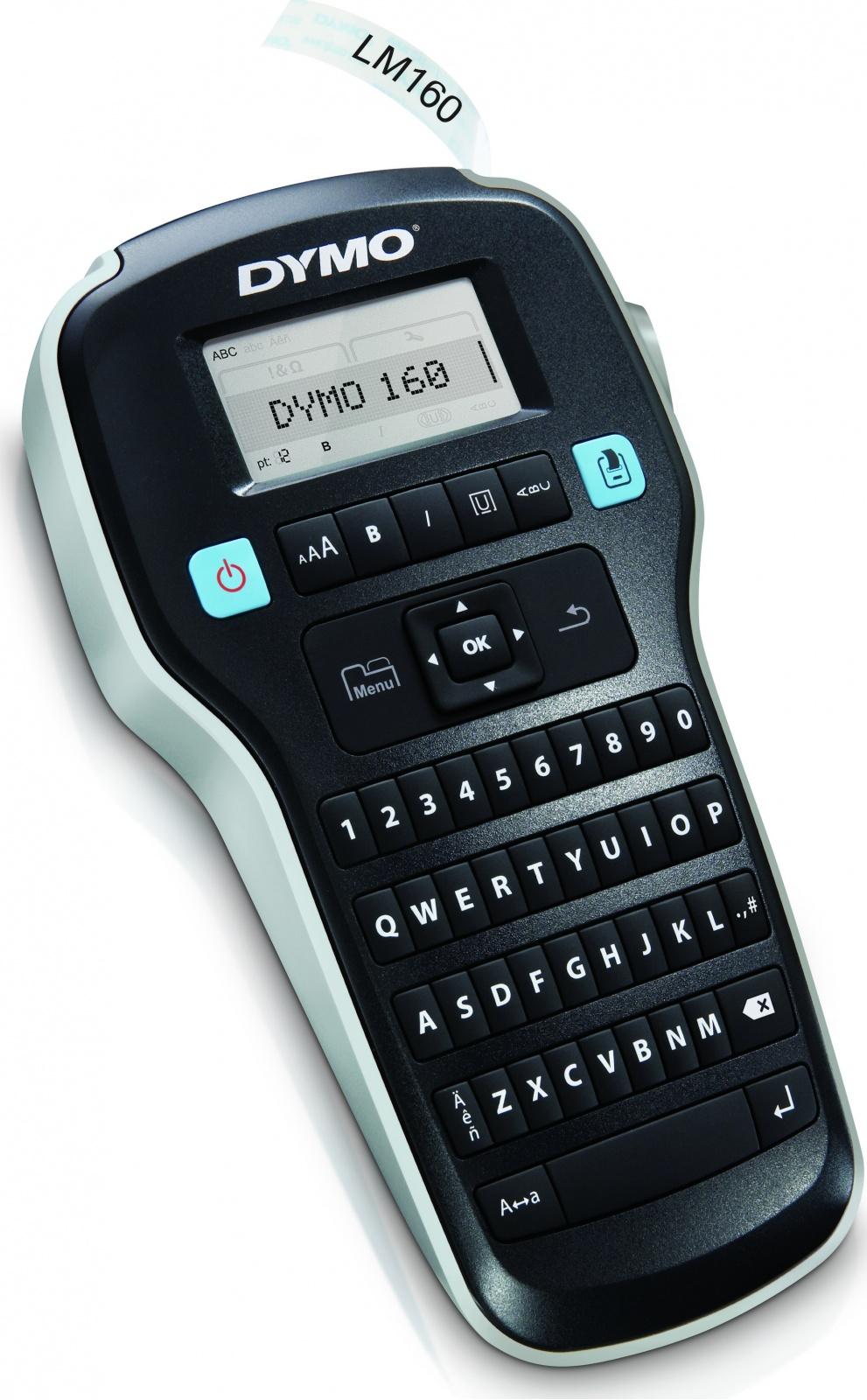 a3aa15c99a Štítkovač Dymo LabelManager 160 od 821 Kč