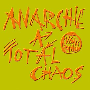 Anarchie A Total Chaos - Visací zámek [CD]