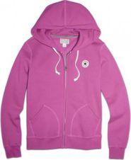 dámská mikina Converse AWK Core Full zip Hoodie růžová 93d605dfeac