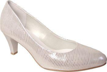 4f6723d61f2 Dámská společenská obuv NES 2542 bílá…