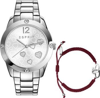 Módní dámské hodinky z dílny Esprit vás zaujmou svým elegantním vzhledem.  Hodinky jsou v krásném setu s elegantním náramkem. cf35bccaa1