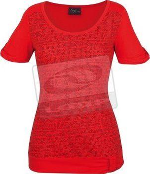 Loap KAYLEY CCL1324 Dámské tričko-oranžová… 5ff9efd1035
