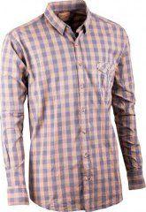 pánská košile Tonelli 110901 hnědá pánské košile dlouhý rukáv 100 % bavlna 470c71739a