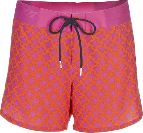"""Zoot Women/'s Board Shorts 3/"""" Geo XL"""