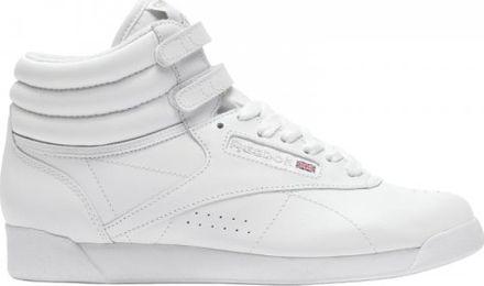 Dámská Bílá Na suchý zip Sportovní obuv od značky Reebok ylmbJSy
