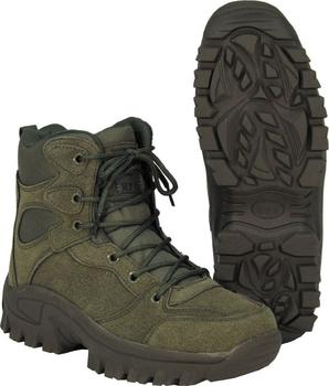 Zelená pánská treková obuv • Zboží.cz 2d472307be