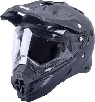 0689f462eed4c Motokrosová helma W-TEC AP-885 je jak aerodynamicky, tak i stylově  tvarovaná přilba, vhodná pro jízdu v náročném terénu. Díky tomu se zalíbí  všem vyznavačům ...