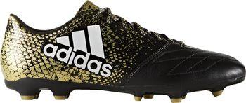 365dfa1ca21 Adidas X 16.3 Fg Leather černé. Černé pánské kopačky ...