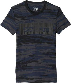 adidas Linear Camo Tee šedá. Lehké pánské tričko s ... 4da31132443