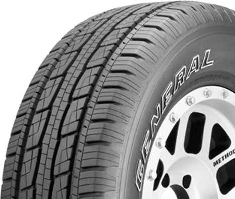 General Tire Grabber HTS 60 235//65 R17 108H XL