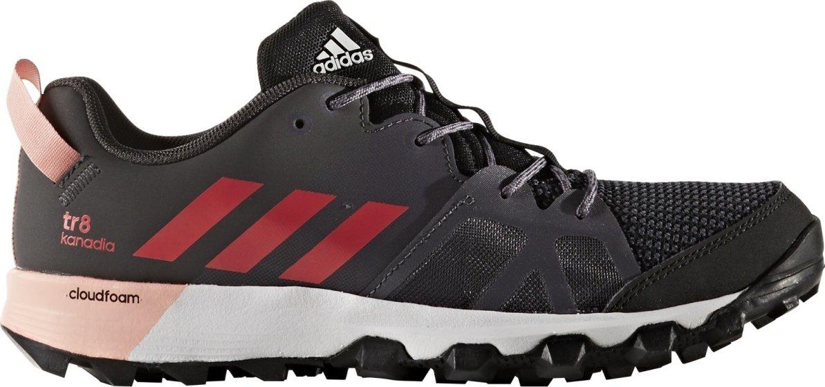 adidas Kanadia 8 Tr W černá 39 od 1 225 Kč • Zboží.cz 1377d40538
