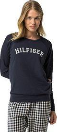 dámská mikina Tommy Hilfiger Iconic Lightweight Knit CN Track Top LS  1487906014-416 Navy Blazer 193348e4110