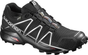 Salomon Speedcross 4 GTX Black Silver od 2 659 Kč (100%) • Zboží.cz 6bbaafc1450