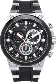 Černé hodinky Royal London • Zboží.cz 8008cffa74b