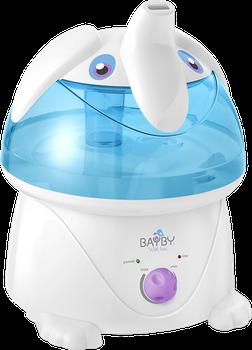 Ultrazvukový zvlhčovač vzduchu značky Bayby BBH 8000 je velmi tichý při  provozu a nikterak neovlivňuje teplotu vzduchu místnosti. 5854580e474