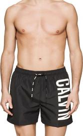 12a87d91b pánské plavky Calvin Klein LOGO černé