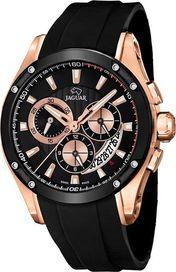 Černé hodinky Jaguar • Zboží.cz 0cfc17039a2