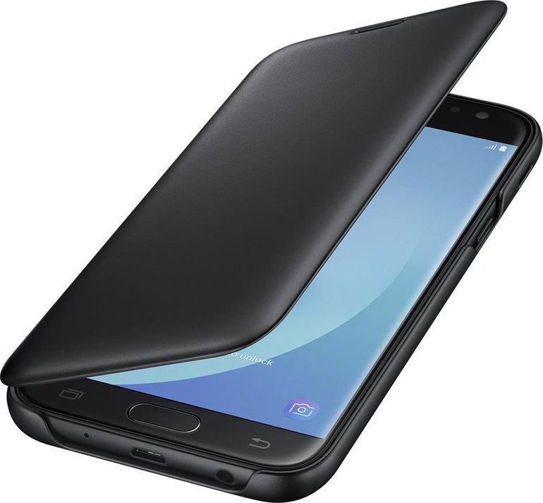Samsung Wallet Cover pro Galaxy J5 2017 černé od 298 Kč • Zboží.cz b91060ceff6