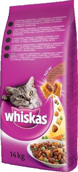 Whiskas Adult hovězí 14 kg od 517 Kč • Zboží.cz a4e2b0d11c1