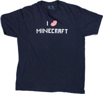 f92c37986cd Jinx Minecraft I Love Porkchop - Děts.…
