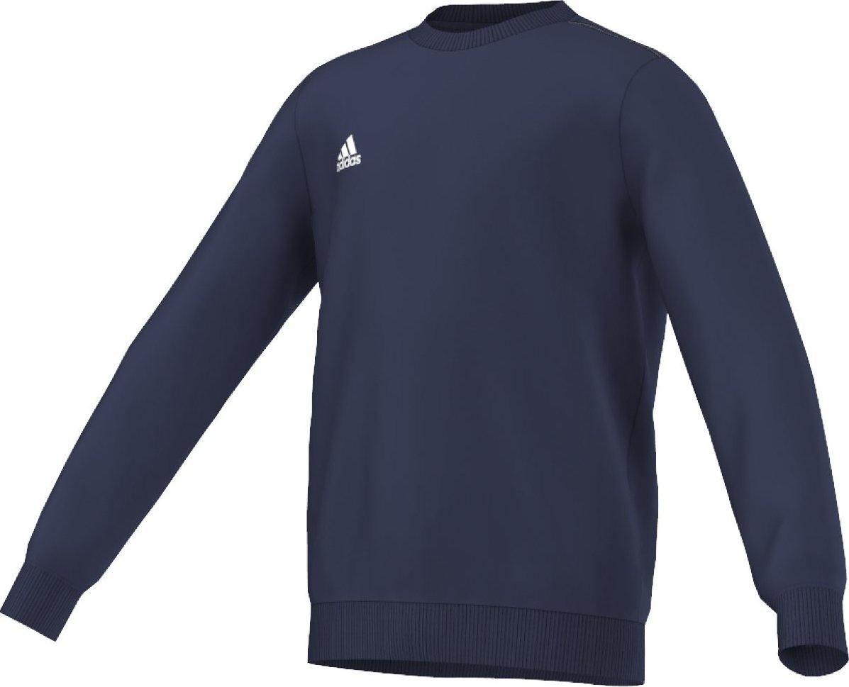 adidas Core15 Sweat Top Youth modrá od 549 Kč • Zboží.cz 941e1b1f50