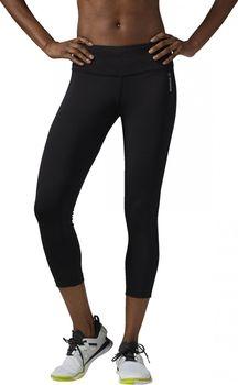 Reebok Workout Ready capri černé. Značka Reebok připravila na sportovní  aktivity dámské fitness legíny. 28b38b478ca