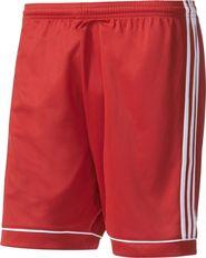 60df2af412c pánské kraťasy adidas Squad 17 Sho červená