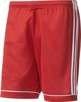 adidas Squad 17 Sho červená. Lehké a prodyšné pánské šortky ... 6efb5d21a0