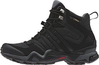 9f775e7b5f3 adidas Fast X High Gtx W černá. Dámská sportovně řešená obuv ...