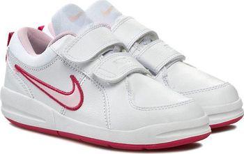 watch 816e8 b9ec4 Nike Pico 4 PSV bílá růžová
