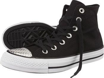 Converse Chuck Taylor All Star Hi Black  Silver  Black od 1 469 Kč ... 4fdf4d893e