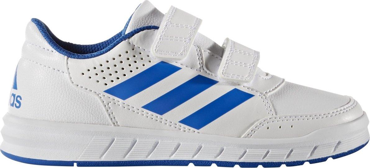 Adidas Performance AltaSport CF K bílé/modré