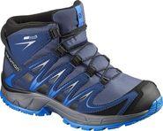 dětská treková obuv Salomon XA Pro 3D Mid CSWP K Slate blue blue dept a08b1b06db
