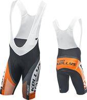 cyklistické kalhoty Kellys Pro Race cyklokalhoty oranžové 016 eb9f39c4c6
