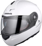 Schuberth C3 Pro Women Glossy White af9f85487a0