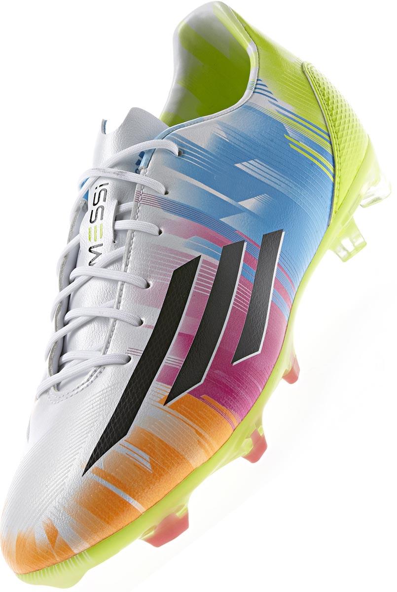 22a34efb7 Kopačky adidas F30 TRX FG MESSI bílá | Zboží.cz