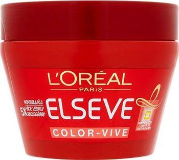 L Oréal Elseve Color-Vive ochranná maska na barvené vlasy 300 ml od ... 0db438cfec8