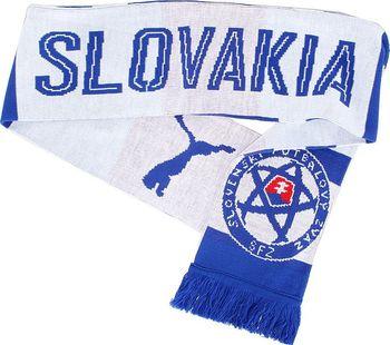 Puma Slovakia Republic Fanscarf Royal Wh od 249 Kč • Zboží.cz dcdbc52c820