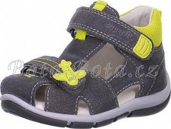 Chlapecké sandály Superfit • Zboží.cz 9c7ba45b00