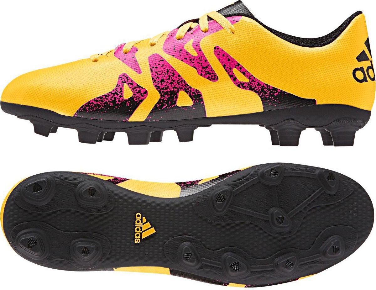 bd2935ac7 Adidas X 15.4 FXG žluté/černé/růžové od 800 Kč | Zboží.cz