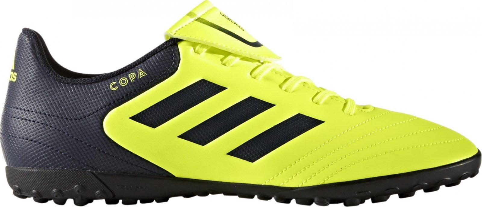 74882f9ca3 Adidas Copa 17.4 TF černé žluté od 750 Kč